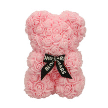Load image into Gallery viewer, Rose Bear pink MINI