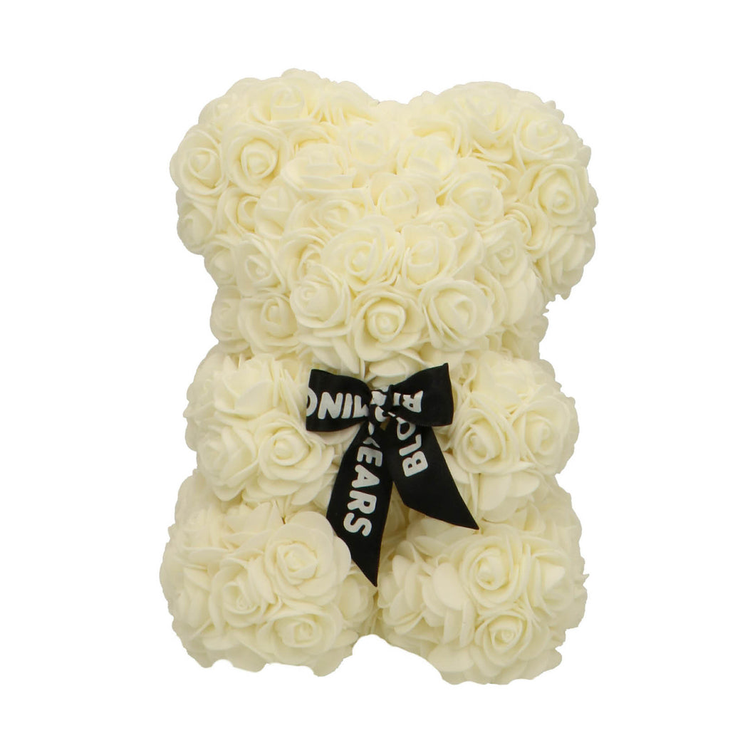 Rose Bear white MINI