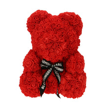Afbeelding in Gallery-weergave laden, Rose Bear red