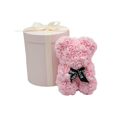 Pink MINI with luxury pink gift box
