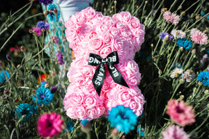 Rose Bear pink MINI