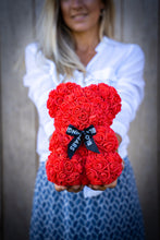 Load image into Gallery viewer, Rose Bear red MINI