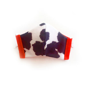 Kids cloth face mask - holy cow