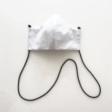 Load image into Gallery viewer, cloth face mask - white russian - front