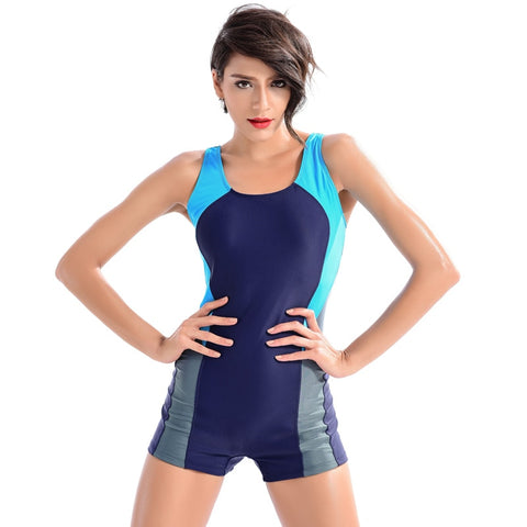 One Piece Sport Style Swimsuit