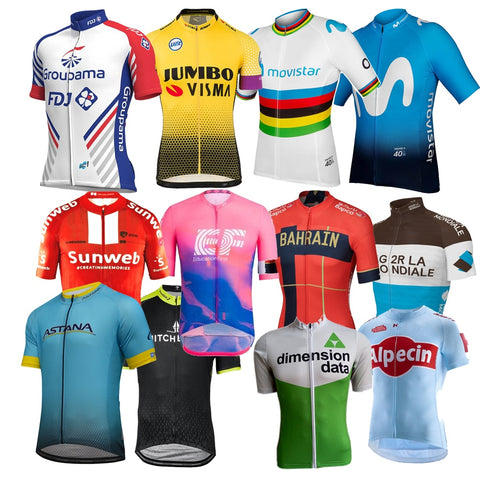 Tour de France Team Jerseys 2019