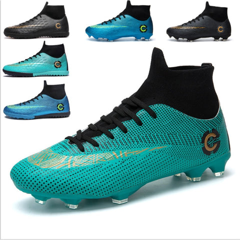 Men's and Women's Indoor and Outdoor Football Boots