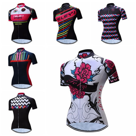 Women's Ropa Cycling Jerseys