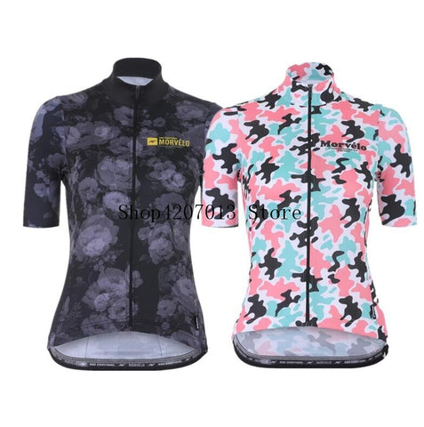 Women's Morvelo Cycling Jerseys