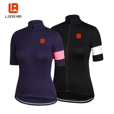 Women's Long AO Cycling Jerseys