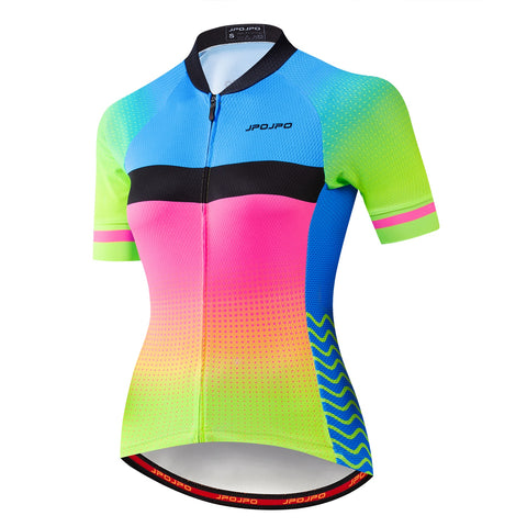 Women's JPO Cycling Jerseys