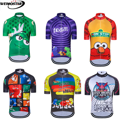 Novelty Cycling Jerseys