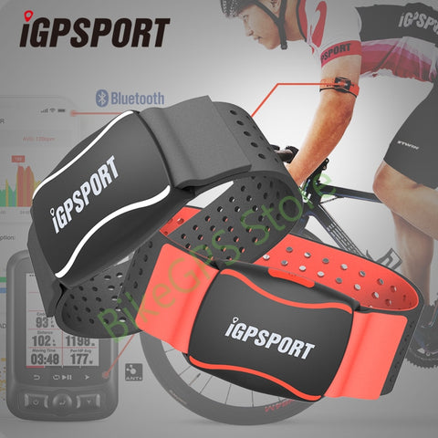iGPSPORT Heart Rate Monitor and Arm Strap