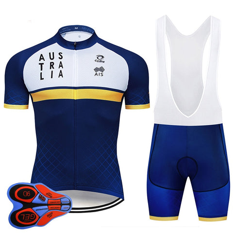 2019 Pro Team Australia Cycling Kits