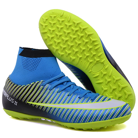 MIERPLUS 11 Men's and Women's Indoor and Outdoor Football Boots