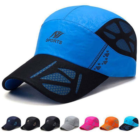 Outdoor Sports Running Visor Cap