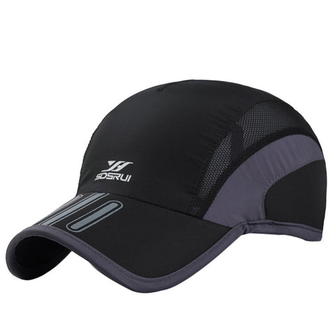 Breathable Quick Dry Running Cap