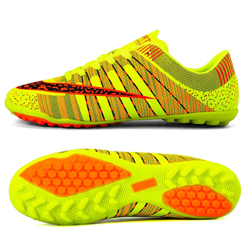 2019 New Arrival Adult/Kids Indoor Football Boots