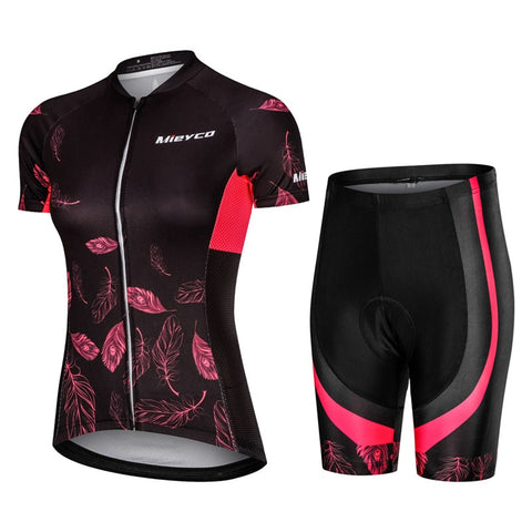NEK TANING Womens Cycling Kits