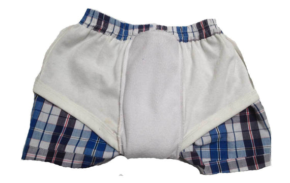 Woxers Boxer Shorts Waterproof For Kids