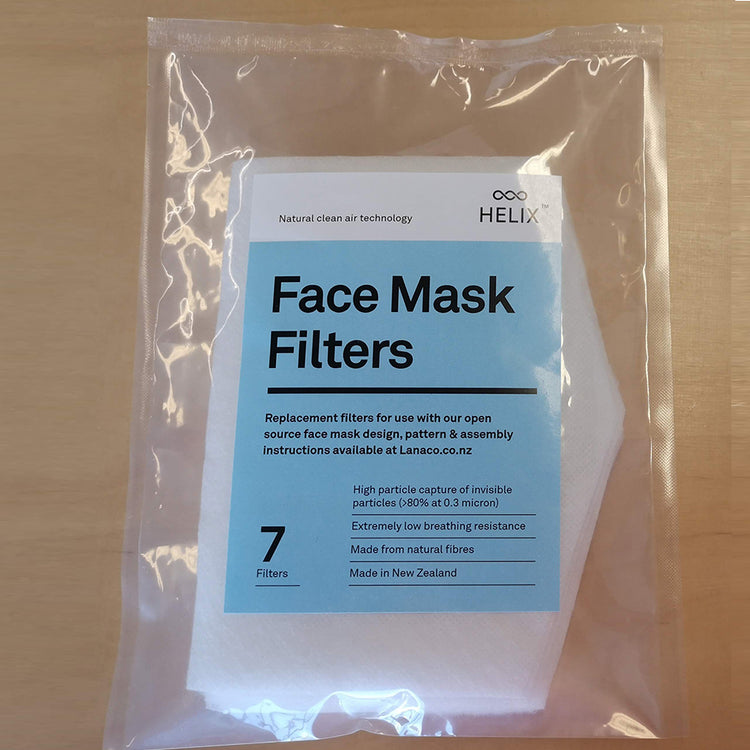 Extra Mask Filters 7 Pack