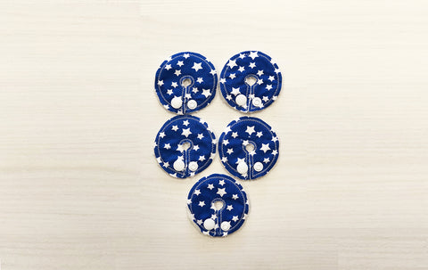 G Tube Pads 5 Pack- Seconds
