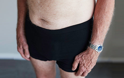 Mens Absorbent Underwear