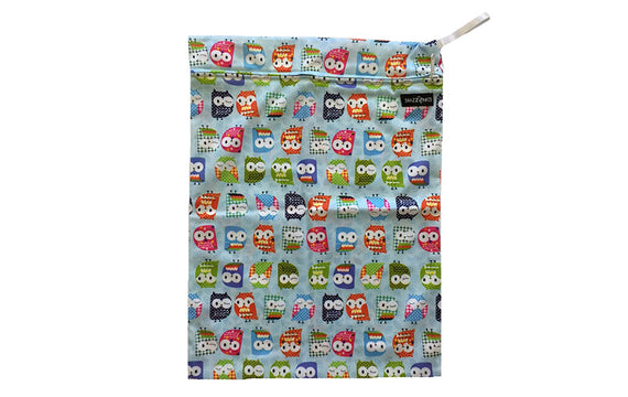 Blue Owl Medium Wetbag