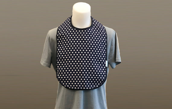Patterned Bib