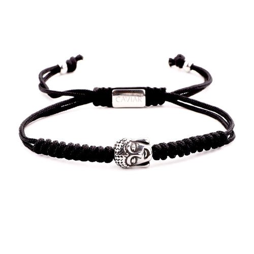 Buddha Black x White Gold