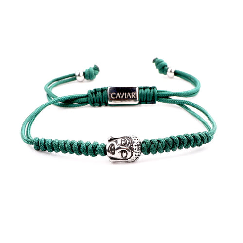 Buddha Green x White Gold