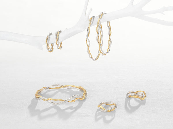 Michael Aram Introduces New Jewelry Collection, Wisteria | Michael Aram