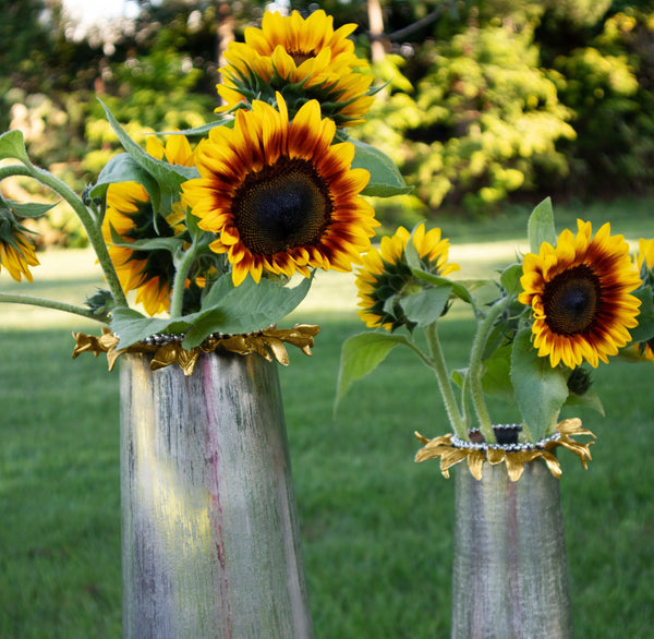 Spring Arrives with Michael Aram's Sunflower Collection | Michael Aram