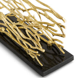 Twig Gold Vertical Napkin Holder