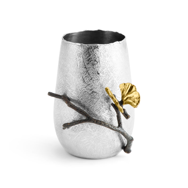 Butterfly Ginkgo Toothbrush Holder