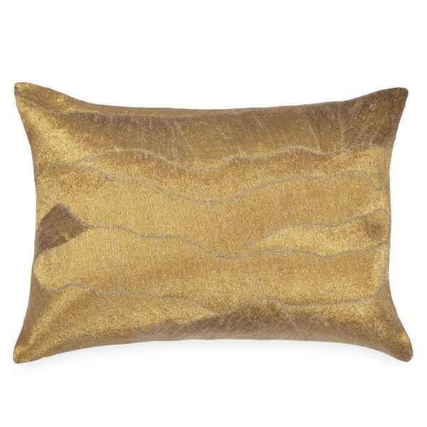 Michael Aram After The Storm Gold Decorative Pillow