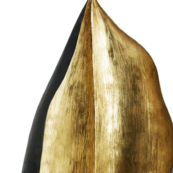 "Michael Aram Agave Leaf 24"" Sculpture"