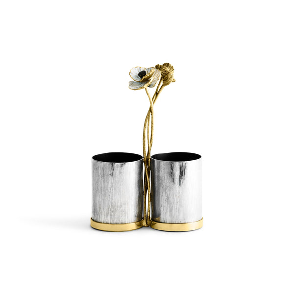 Michael Aram Anemone Cutlery Caddy