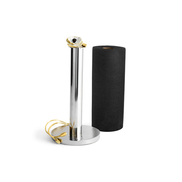 Michael Aram Anemone Paper Towel Holder