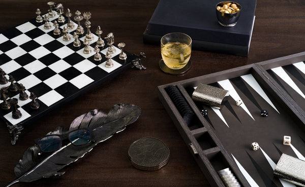 Michael Aram Backgammon