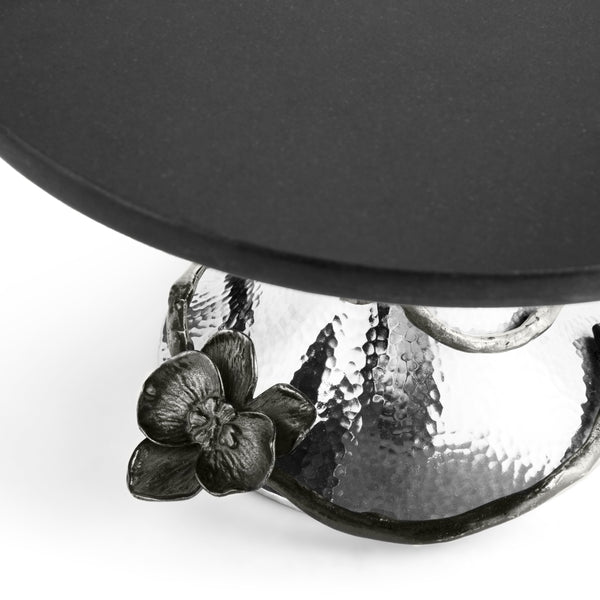Michael Aram Black Orchid Cake Stand