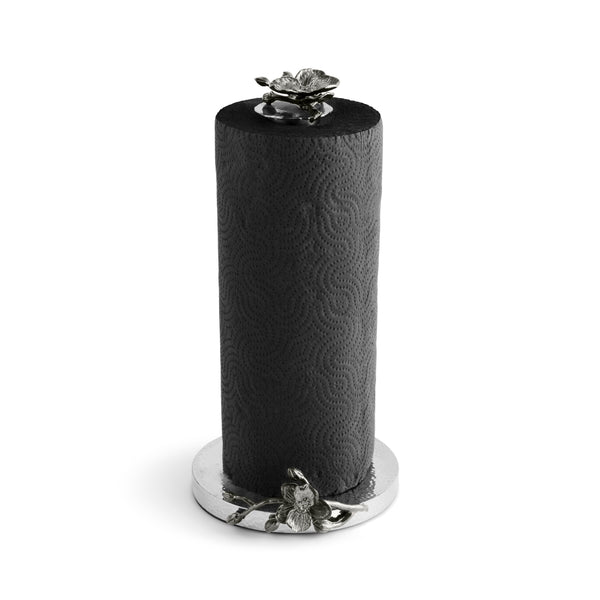 Michael Aram Black Orchid Paper Towel Holder