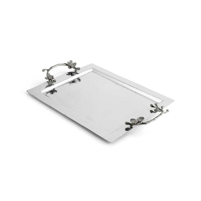 Michael Aram Black Orchid Serving Tray