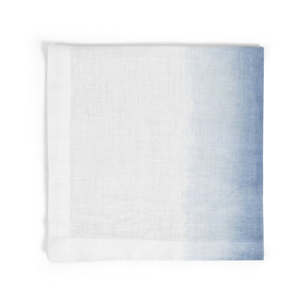 Michael Aram Blue Dip Dye Dinner Napkin