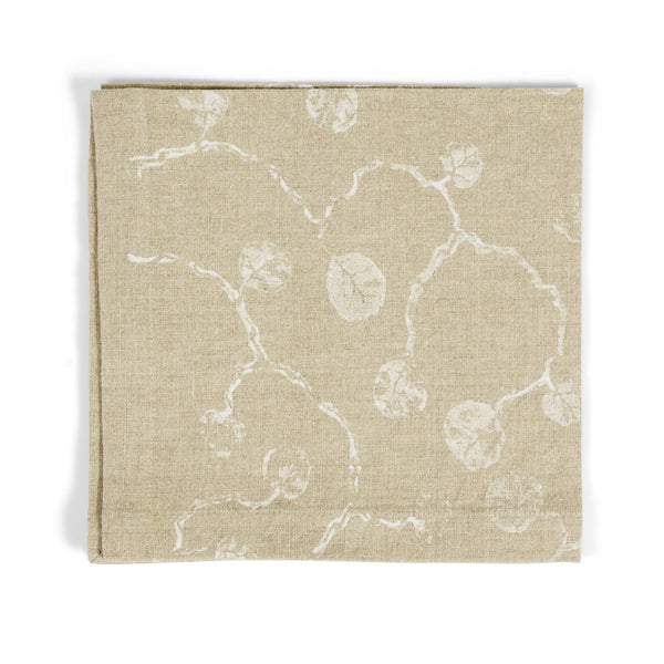 Michael Aram Botanical Leaf Printed Dinner Napkin
