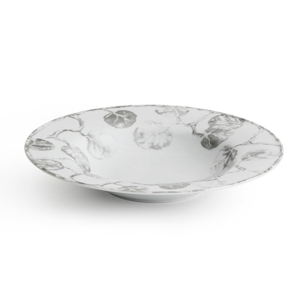 Michael Aram Botanical Leaf Rimmed Bowl