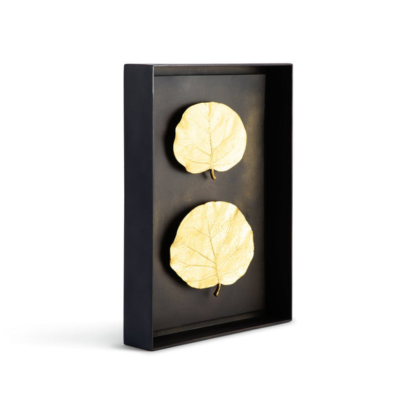 Michael Aram Botanical Leaf Shadow Box