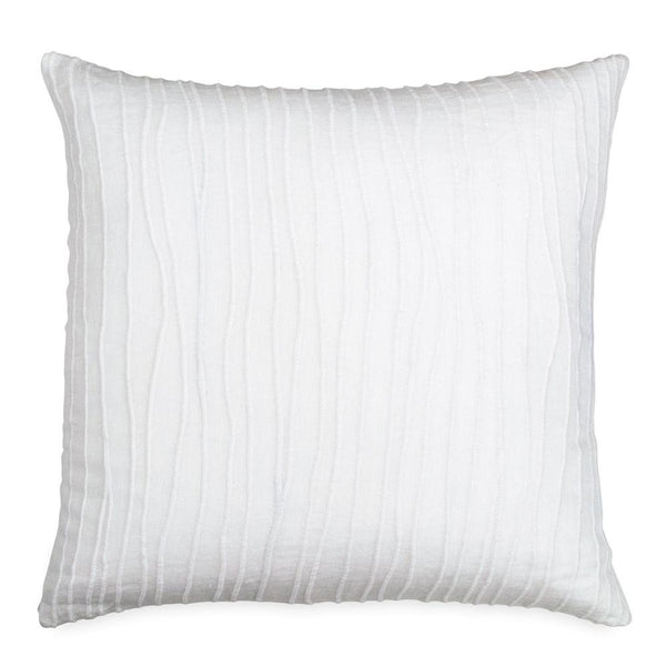Michael Aram Branch Euro Sham - White