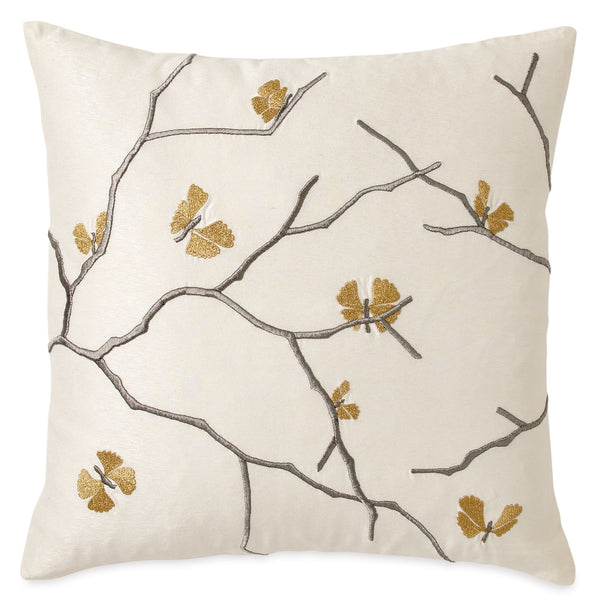 Michael Aram Butterfly Ginkgo Decorative Pillow