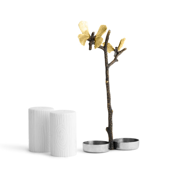 Michael Aram Butterfly Ginkgo Salt & Pepper Set
